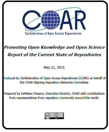 The Current State Of Scientific >> Promoting Open Knowledge And Open Science Current State Of