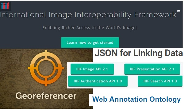 International Image Interoperability Framework (IIIF) : Enabling