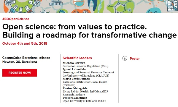 register to b debate open science from values to practice